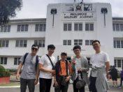 Visiting PMA(Philippine Military Academy)